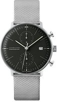 Junghans Max Bill Chronoscope Men's Automatic Watch - 027/4601.00.M
