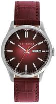 Ted Baker Men&s Three-Hand Quartz Dress Sport Watch
