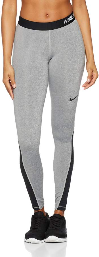 Nike Womens Pro Warm Training Tights Dark Grey/Black 803102-063
