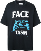 Facetasm printed T-shirt - men - Cotton - 00