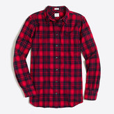 J.Crew Factory Flannel shirt in boy fit