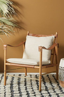 Anthropologie Stanton Chair By in White
