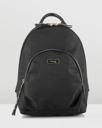 Lipault Paris Plume Essentials Round Pocket Backpack