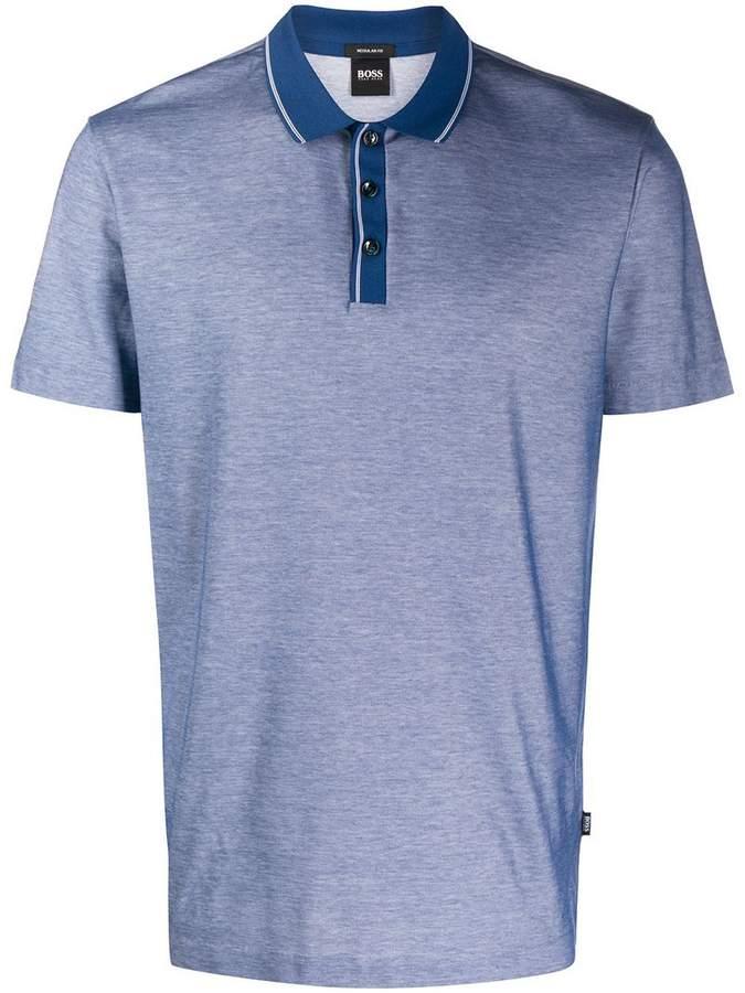 80042016 HUGO BOSS Shortsleeve Tops For Men - ShopStyle Canada
