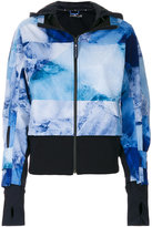 adidas by Stella McCartney printed windbreaker