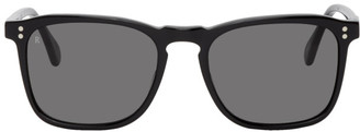 Raen Black Wiley Sunglasses