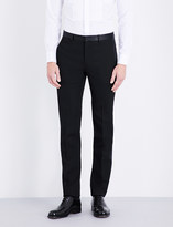Givenchy Slim-fit tapered wool trousers