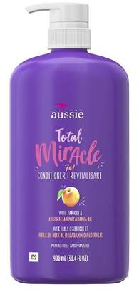 Aussie Paraben-Free Total Miracle Conditioner with Apricot For Damage Hair - 30.4 fl oz