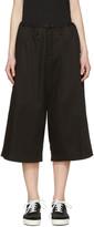 Y's Black Sarouel Trousers
