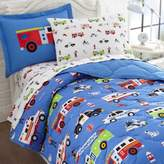 Olive Kids Heroes 5-Piece Twin Bedding Set in Blue