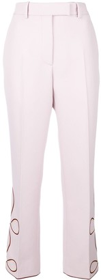 Calvin Klein Western tailored trousers