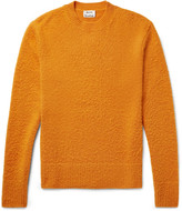 Acne Studios - Peele Slim-fit Nep Wool And Cashmere-blend Sweater