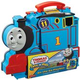 Fisher-Price Thomas & Friends Take-n-Play On-the-Go Playbox by