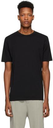 Haider Ackermann Black Logo Printed T-Shirt
