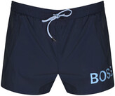 Thumbnail for your product : Boss Business BOSS Mooneye Swim Shorts Navy