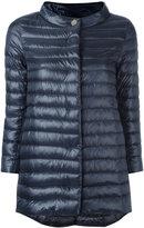 Herno button up puffer jacket - women - Nylon/Polyamide/Goose Down - 42