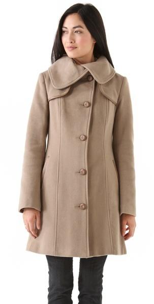 Mackage Mid Length Wool Coat