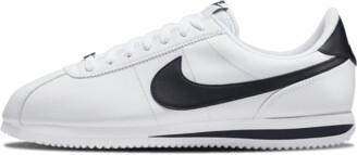 Nike Cortez Basic Leather Shoes - Size 7