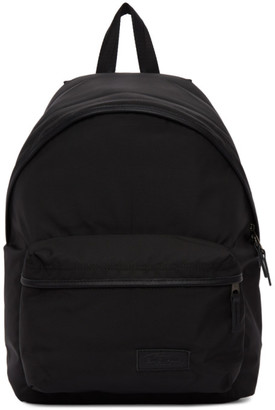 Eastpak Black Padded Pakr Constructed Backpack