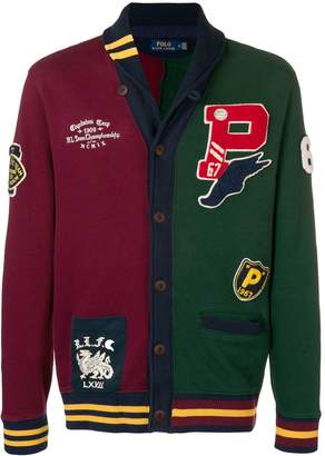 Polo Ralph Lauren hybrid baseball jacket