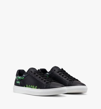 MCM Men's Milano Low-Top Sneakers