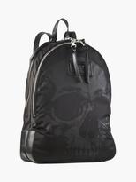 John Varvatos Skull Backpack