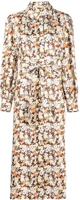 Tory Burch Floral-Print Dress