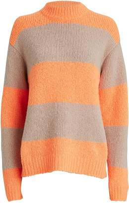Tibi Cozette Alpaca & Wool Sweater