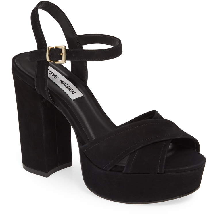 c2cdb46477 Steve Madden Chunky Platform Women's Sandals - ShopStyle