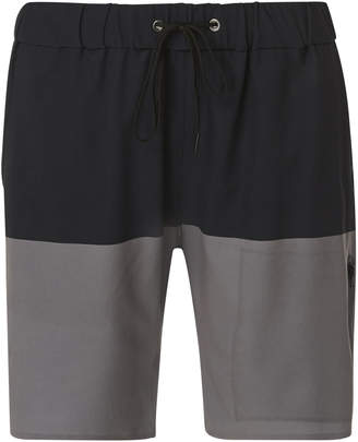 Onia Theo Colorblocked Swim Trunks