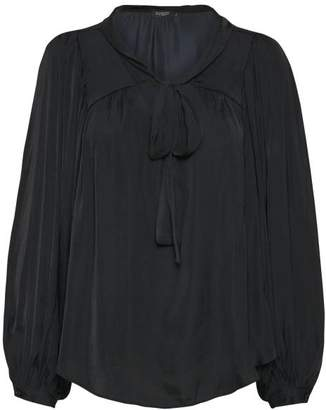 Soaked In Luxury Soaked in Luxury - Everlyn Blouse - black   s - Black/Black