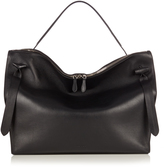 Jil Sander Hill large leather tote