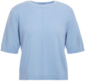 Joie Wool And Cashmere-blend Top