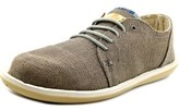 Sanuk Vista Round Toe Canvas Sneakers.
