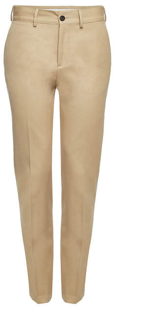 Burberry Chinos with Cotton