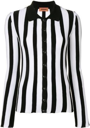 Missoni Striped & Ribbed Shirt