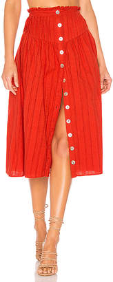 Tularosa Kit Midi Skirt