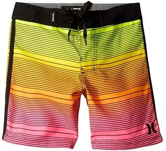Hurley Shoreline Boardshorts (Big Kids) (Multi) Boy's Swimwear