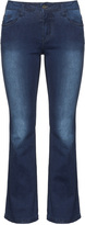 Studio Plus Size Distressed effect jeans