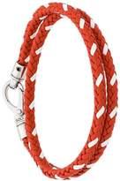 Tod's double wrap bracelet