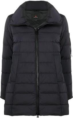 Peuterey Down-Feather Zip-Up Coat