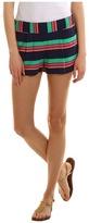 Splendid - Cannes Stripe Shorts (Navy) - Apparel
