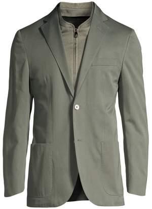 Corneliani Cashmere-Blend ID Jacket