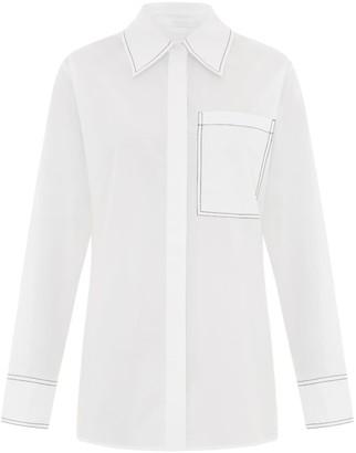 Les 100 Ciels Agna Cotton Shirt