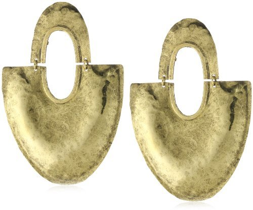 Citrine by the Stones Pasha Gold Earrings