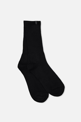 Factorie Retro Ribbed Socks