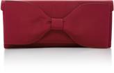 Oscar de la Renta M'O Exclusive Bow-Embellished Clutch