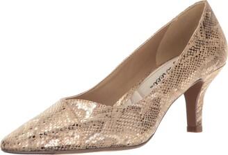 Easy Street Shoes Women's Chiffon Dress Pump