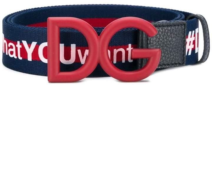 Dolce & Gabbana tDGMillenials belt