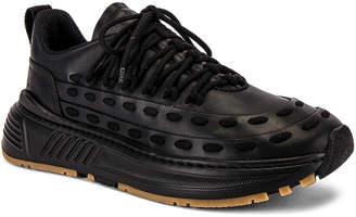 Bottega Veneta Storm Sneaker in Black | FWRD
